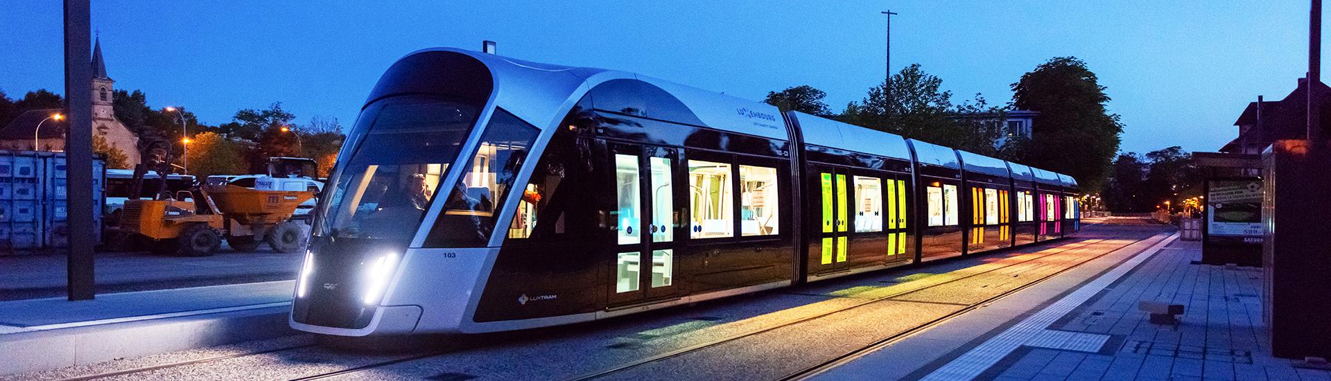 ligne d du tramway de strasbourg